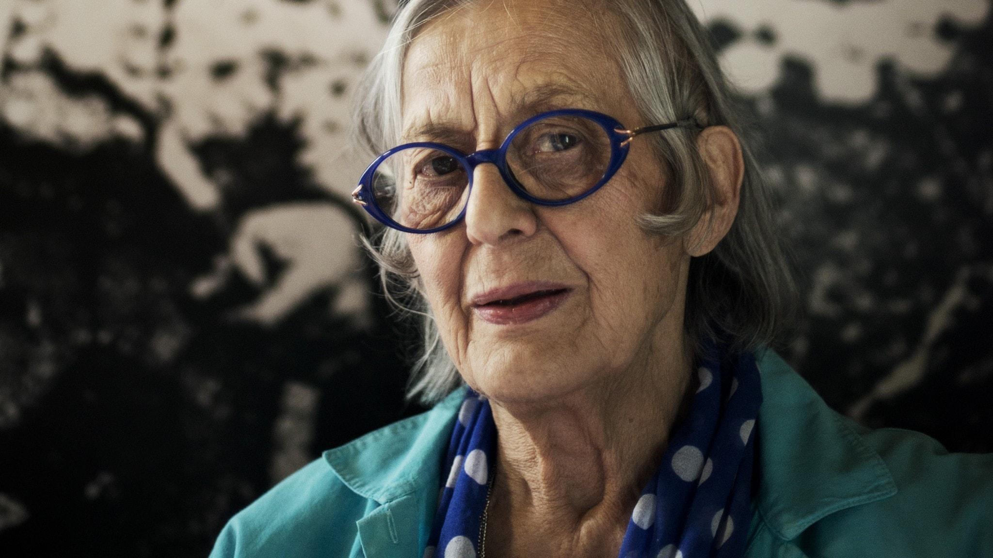 Rosa Taikon, bild från 2014.