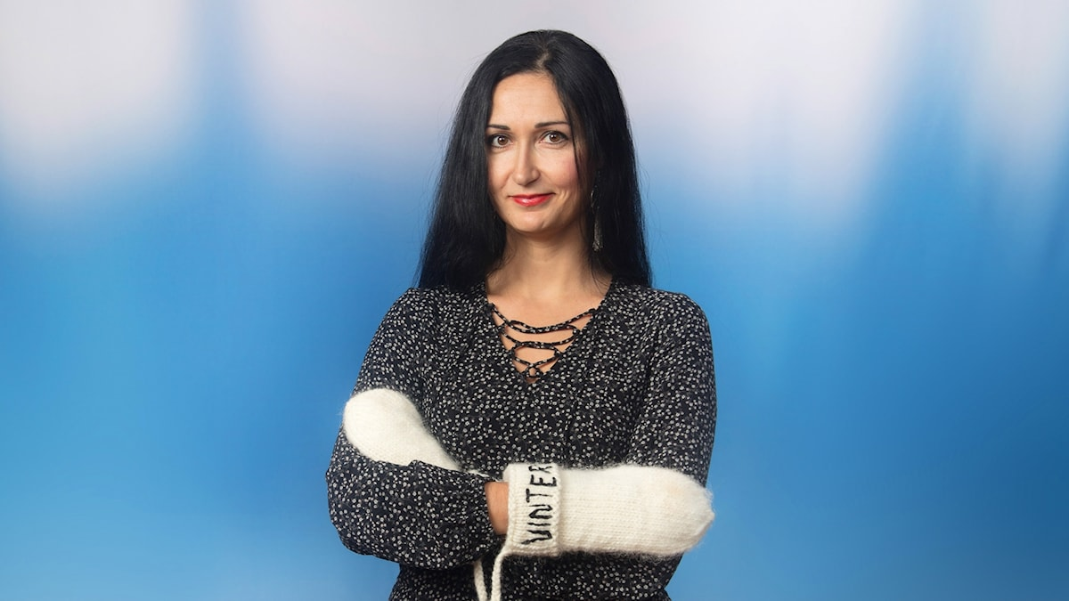 Sakine Madon. Vintervärd 2016.