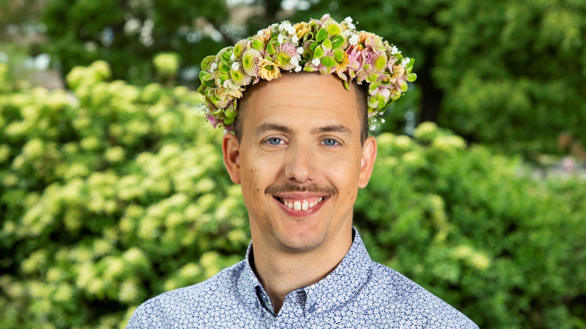 Jonas Waltelius - Lyssnarnas Sommarvärd 2018