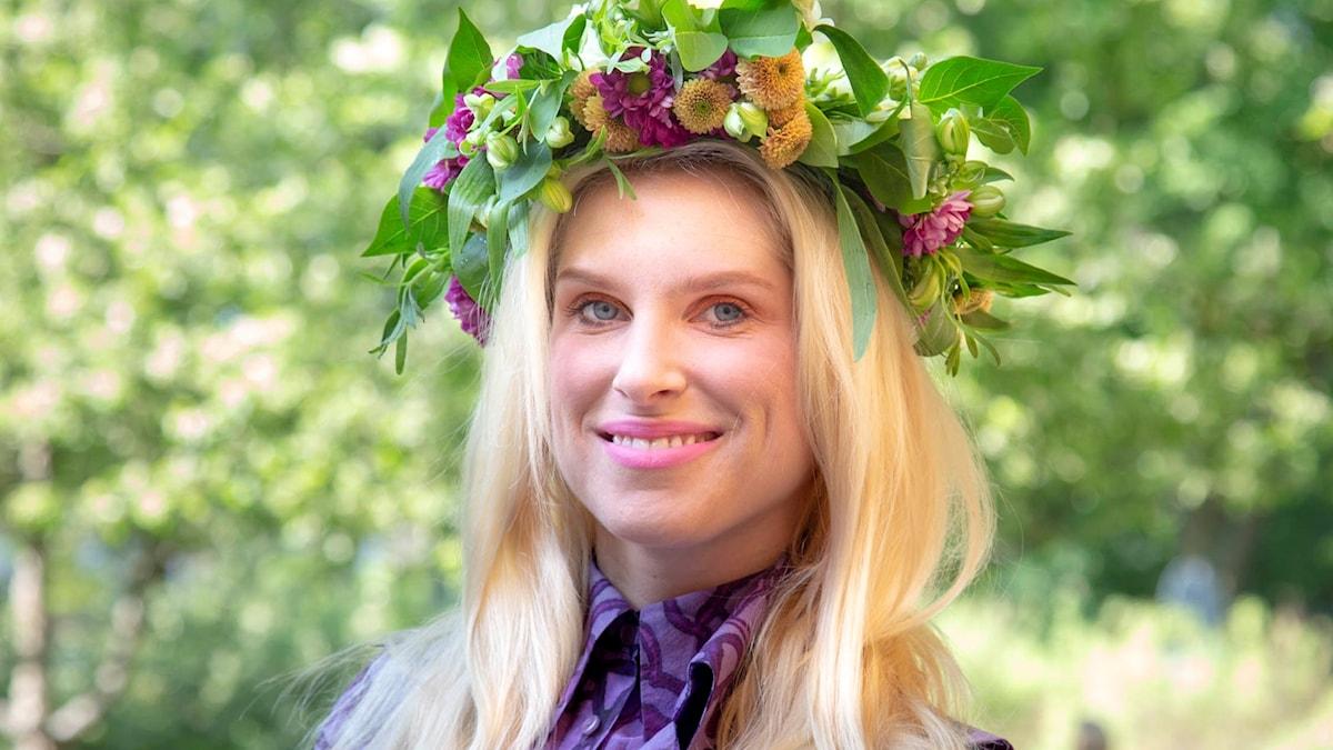 Cajsa von Zeipel.