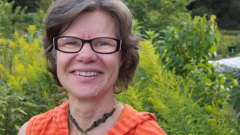Viveka Klingstedt. Foto: Privat