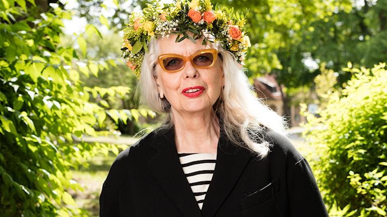 Marianne Lindberg De Geer.