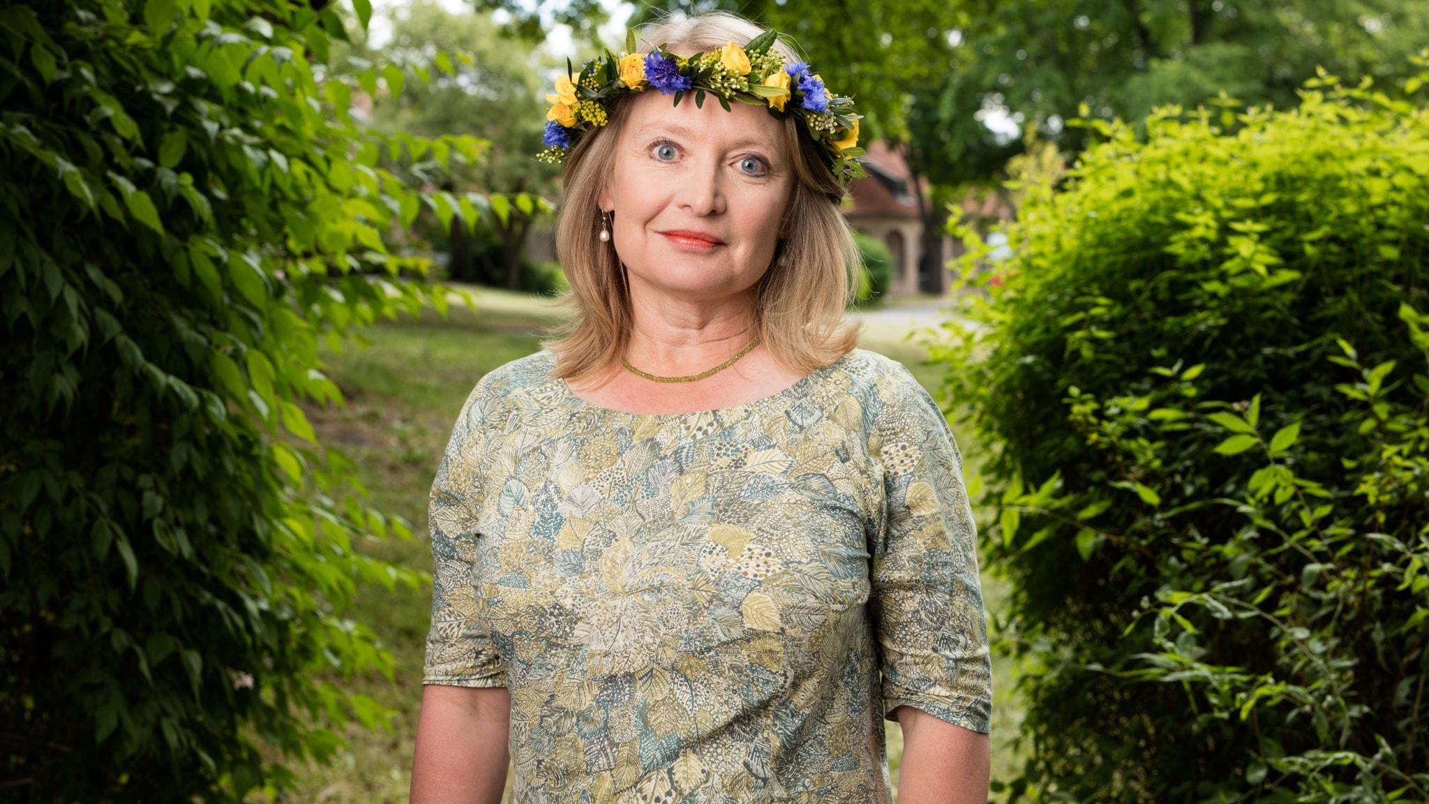 Karin Bojs krans