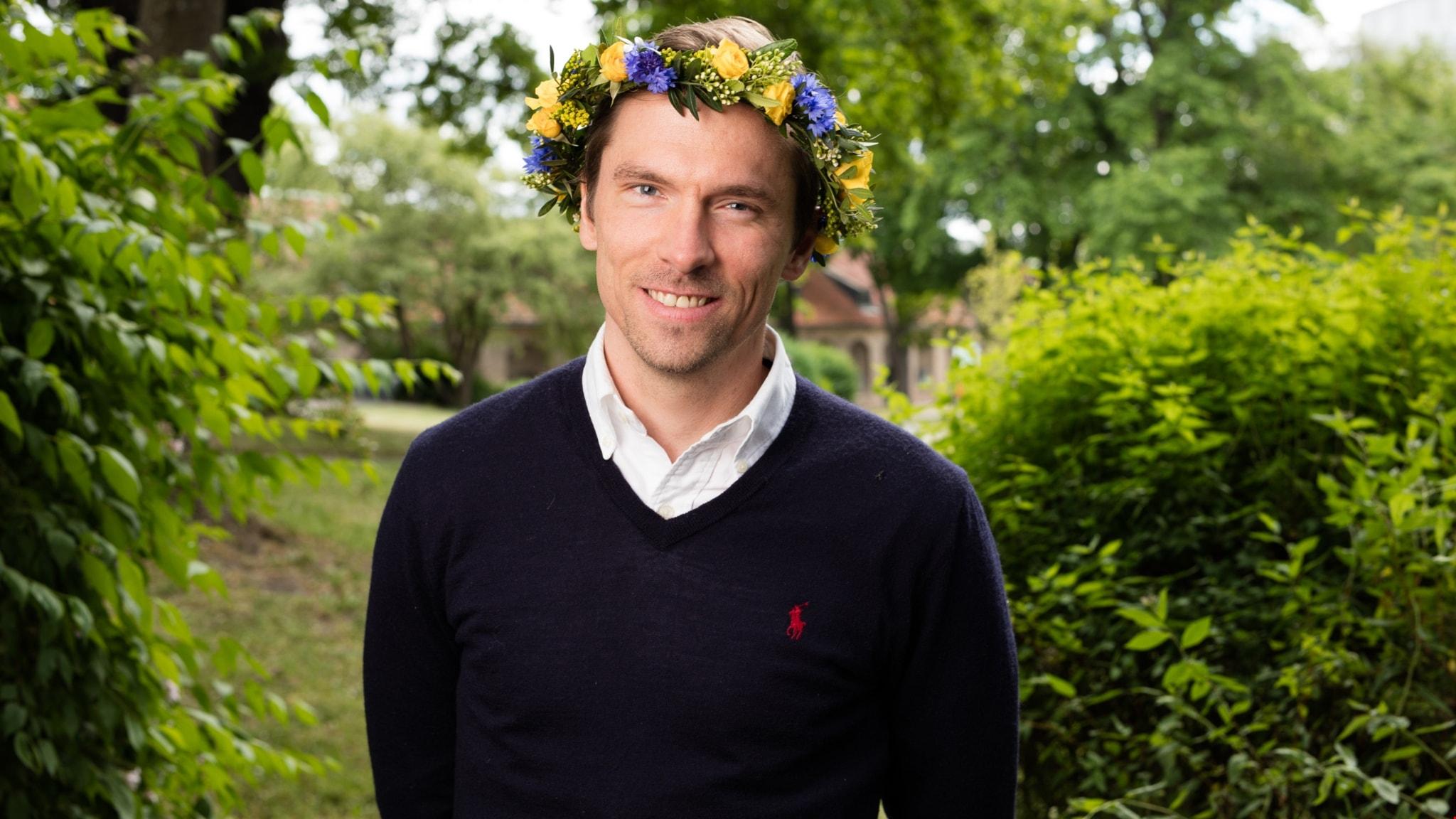 Johan Olsson krans