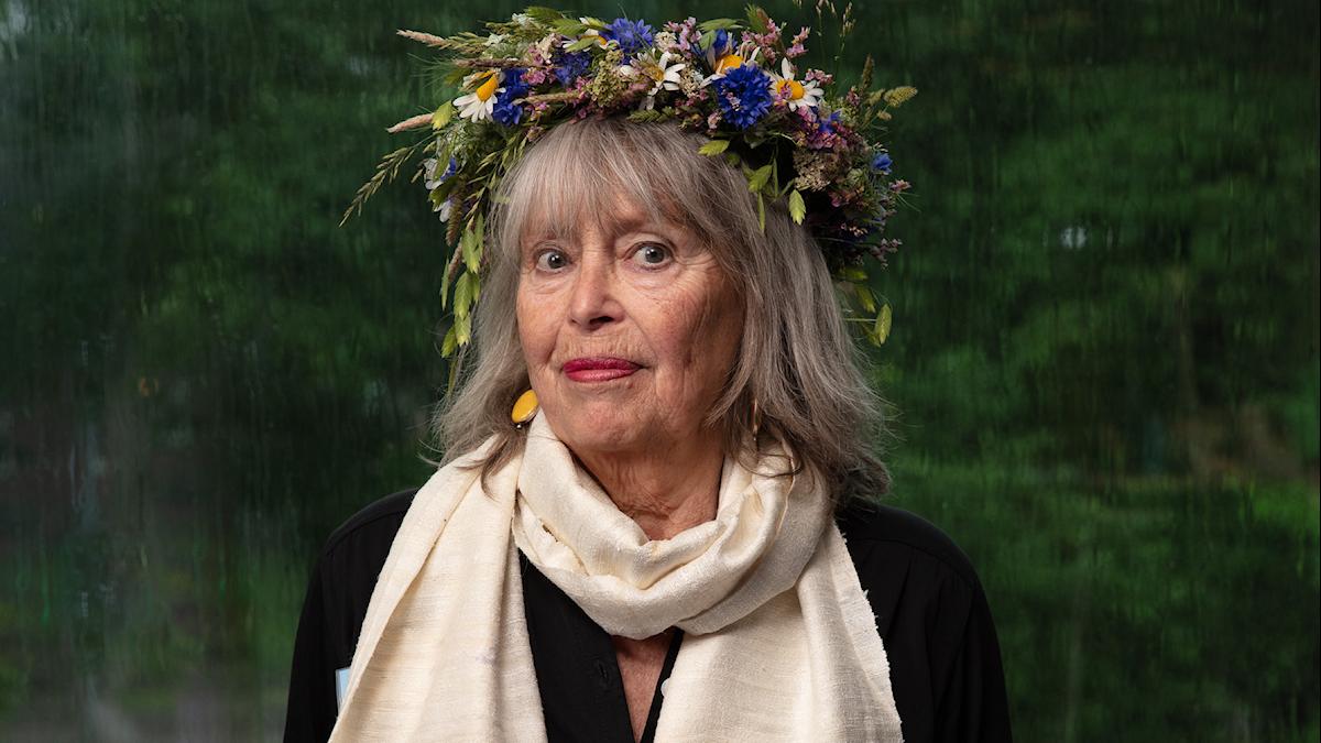 Agneta Pleijel.
