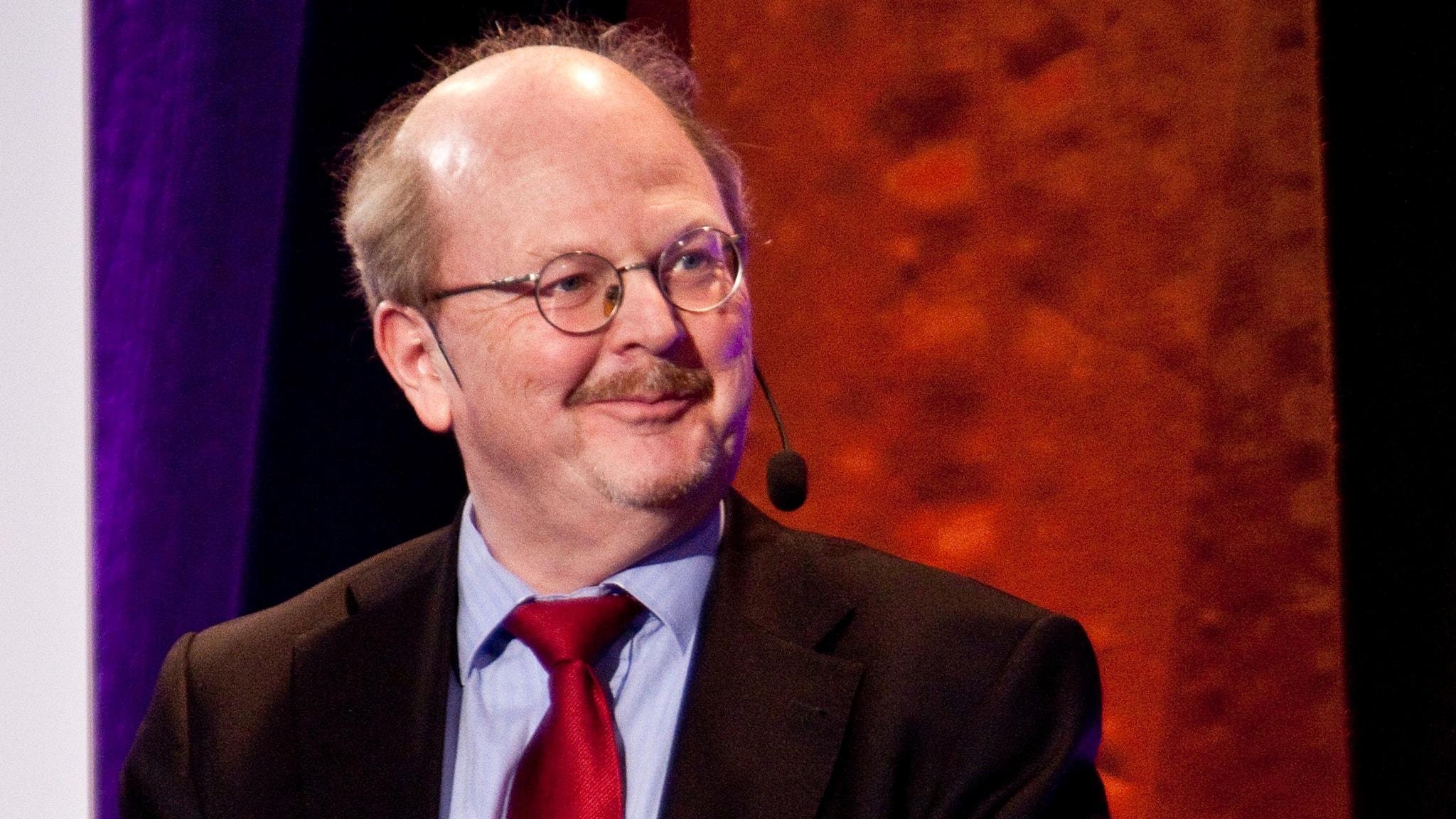 Mats Johansson från 2010
