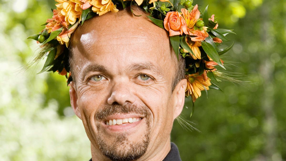 Peter Martinsson. SVT Bild.