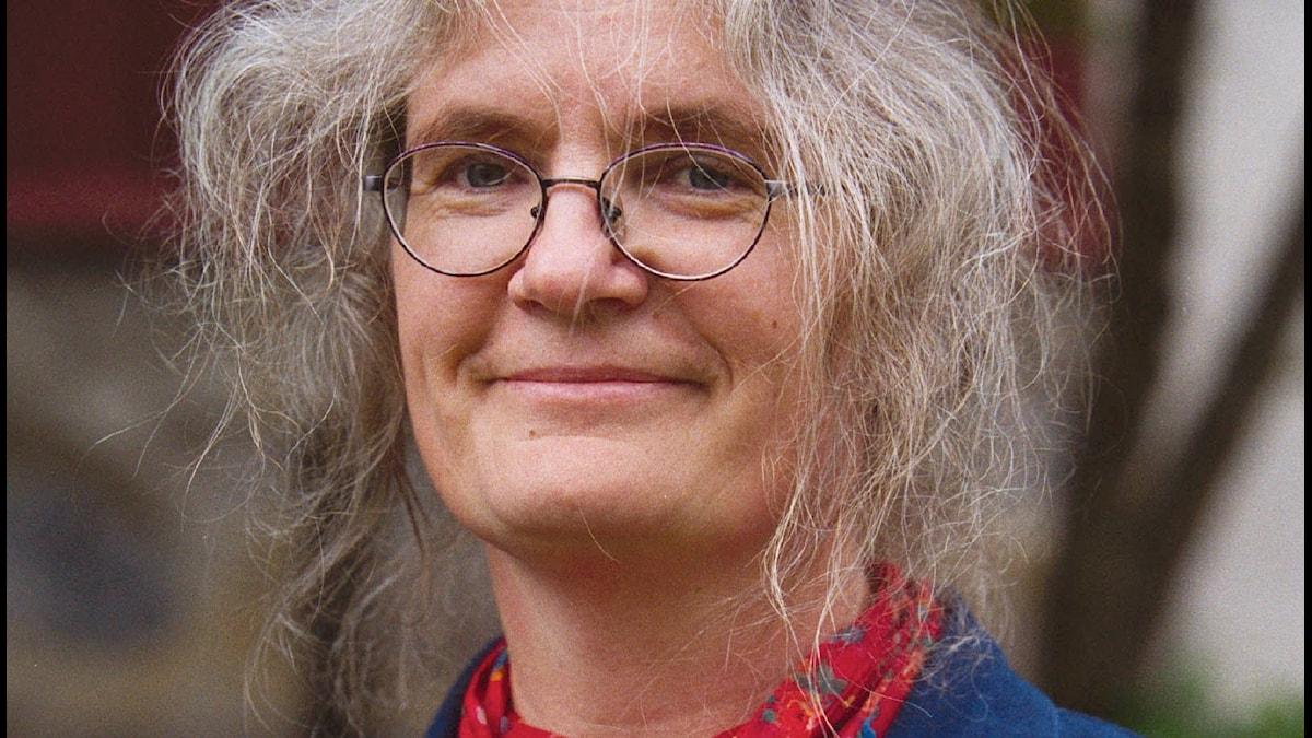 Kajsa Ellegård.