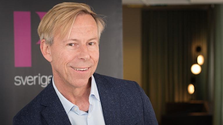Anders Kompass. Foto: Åsa Stöckel/Sveriges Radio