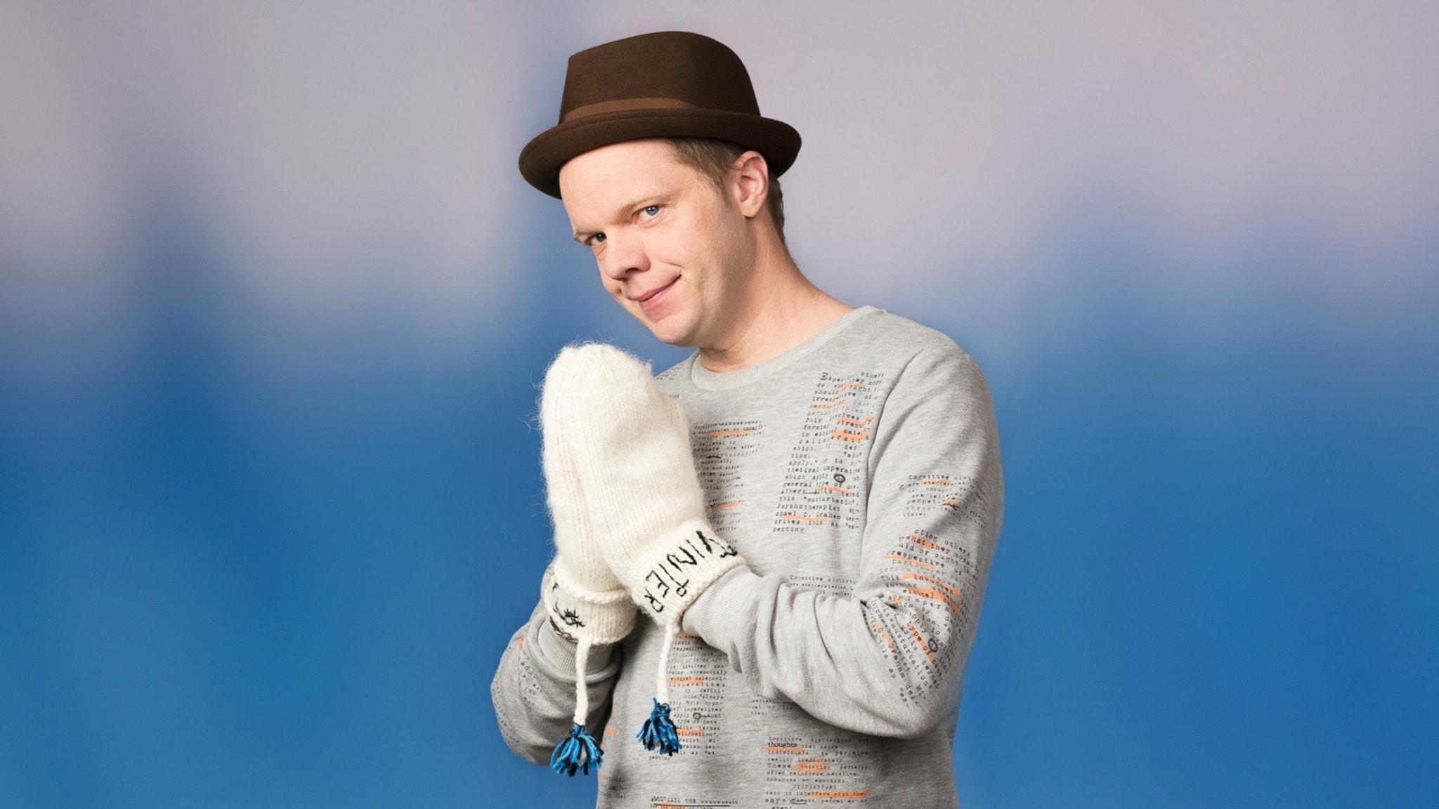 Olof Wretling. Vinter 2016.