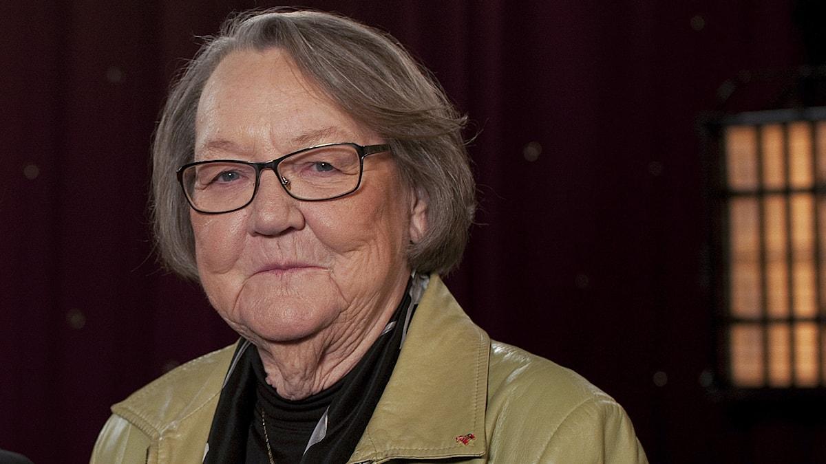 Marit Paulsen. Foto: David Herngren/SVT