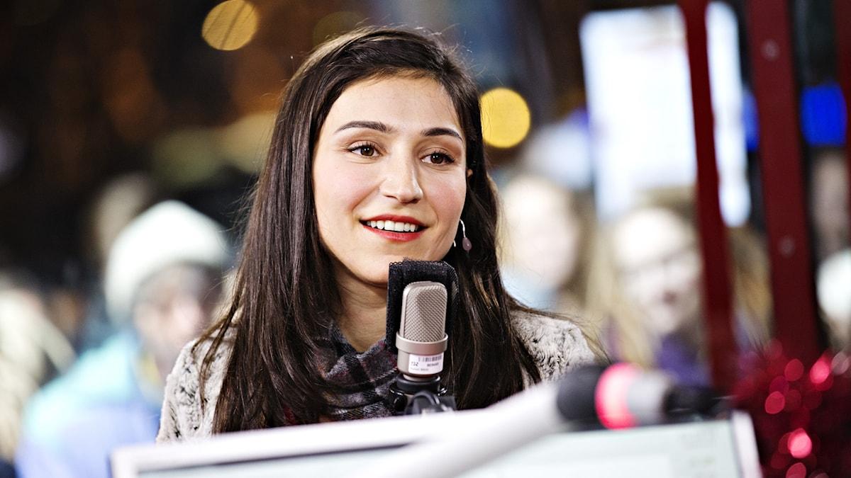 Laleh var den artist som spelades mest i årests Sommar i P1