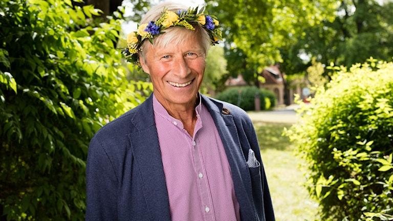 Johan Holmsäter krans