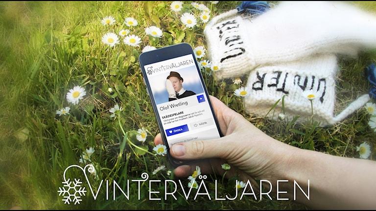 Vinterväljaren Olof Wretling