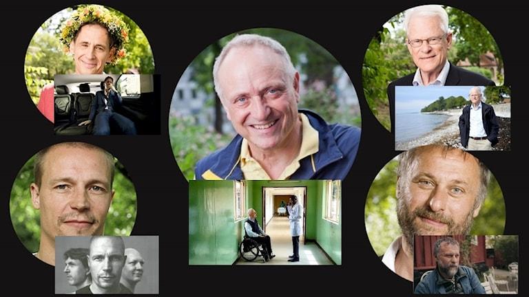 Sommarvärdar i SVT dokumentärer