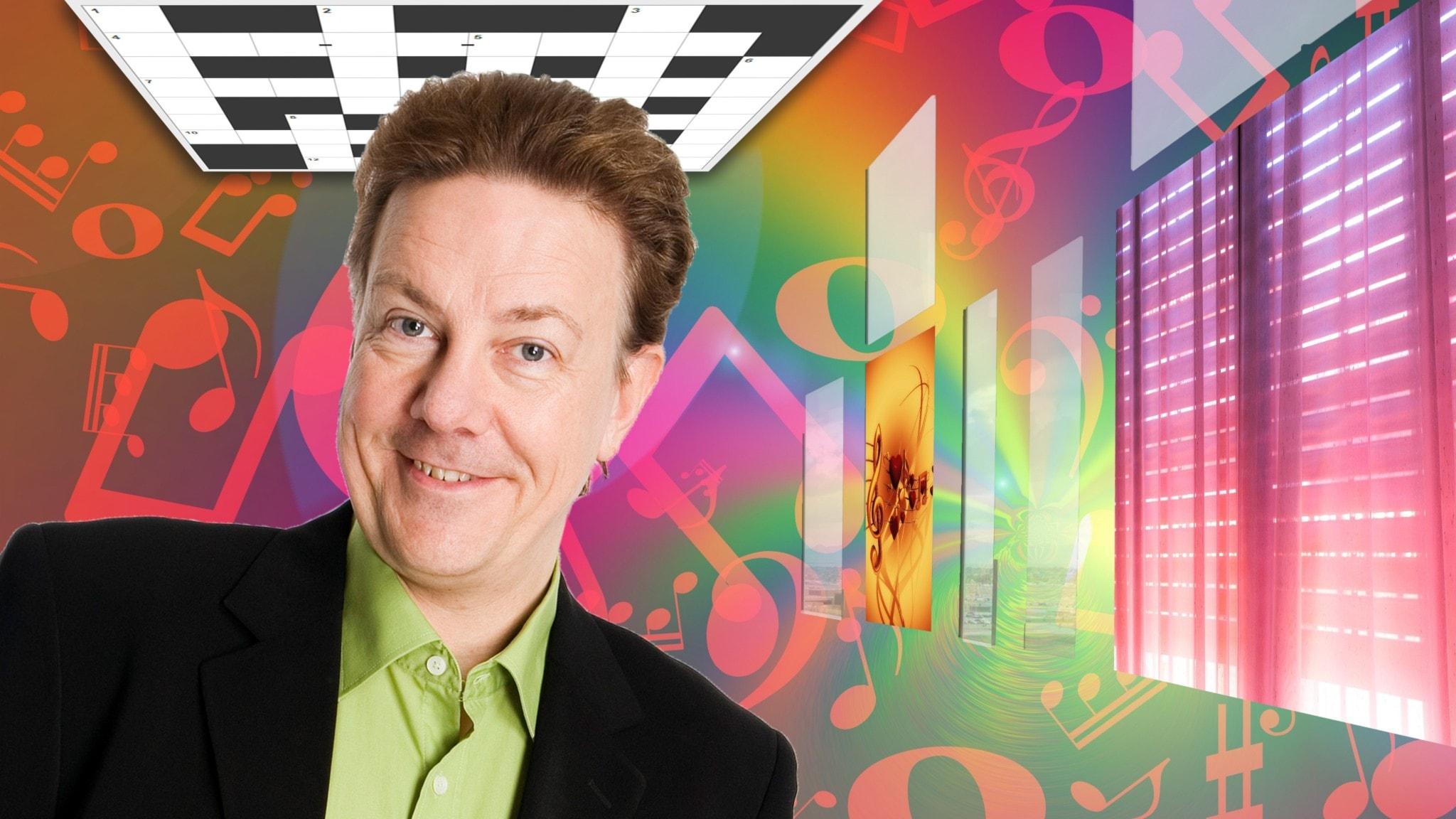 Melodikrysset vecka 5 – ett musikaliskt korsord med Anders Eldeman - spela