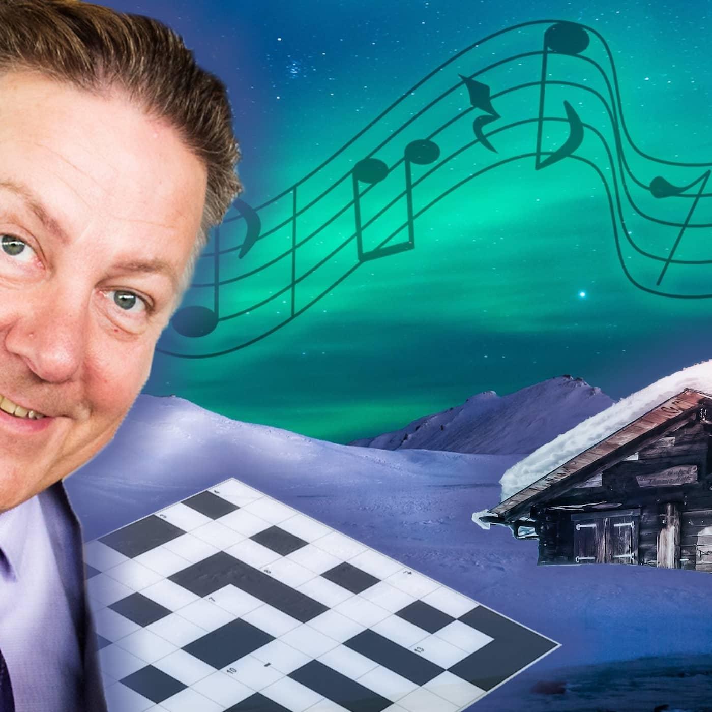 Melodikrysset vecka 1 – ett musikaliskt korsord med Anders Eldeman