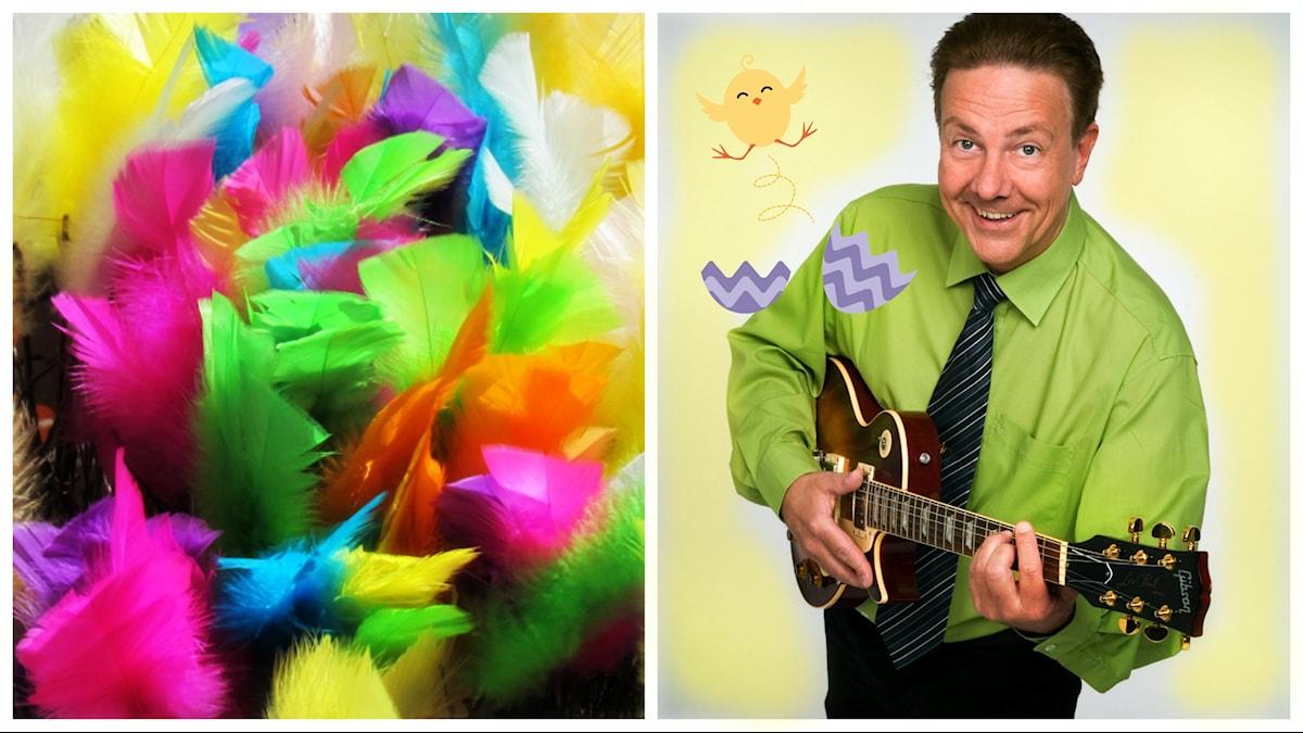 Melodikrysset och Anders Eldeman önskar alla krysslyssnare en riktigt glad påsk.