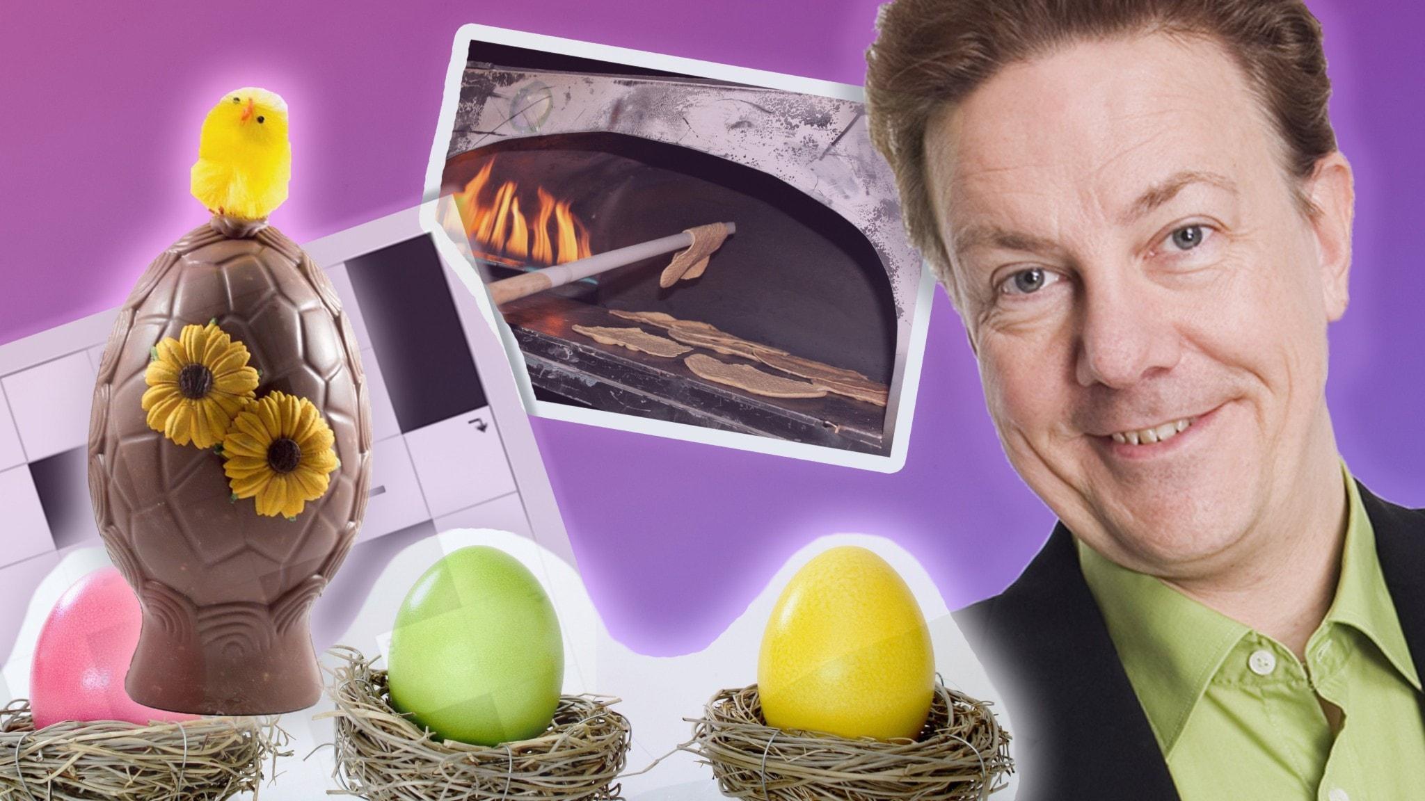 Melodikrysset fira påsk med Anders Eldeman