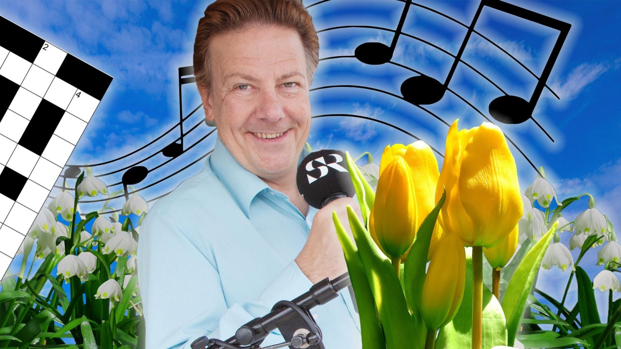 Anders Eldeman leder som vanligt programmet.