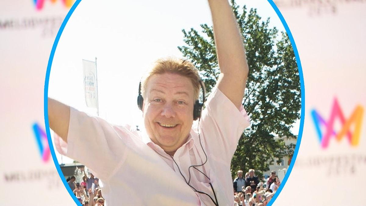 Melodikrysset turnerar med Melodifestivalen 2018