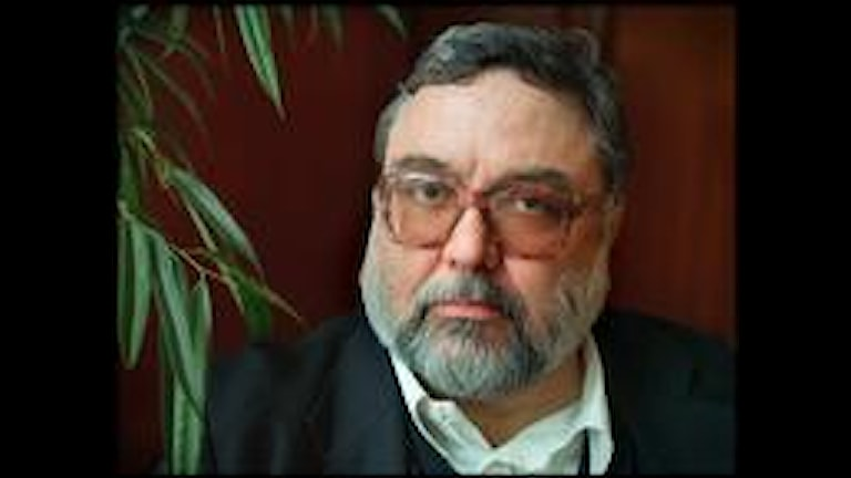 Шведскому писателю Стаффану Скотту 70 лет