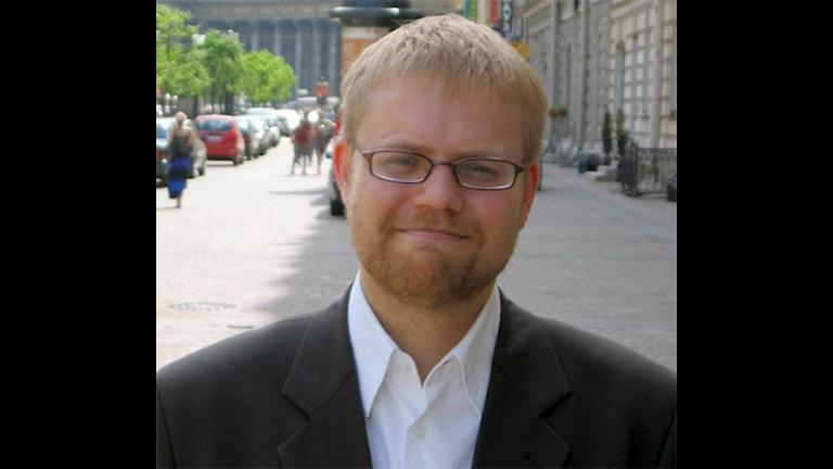 Martin Hagström/ Мартин Хагстрём, посол Швеции по Восточному партнерству ЕС.  Фото: Privat