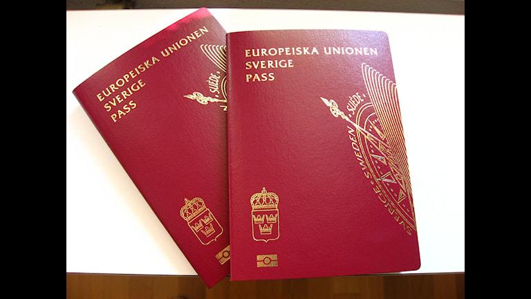 Шведский паспорт. Фото:ruminatrix/Flickr