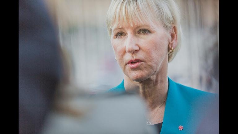 Маргот Вальстрём. Фото: Socialdemokraterna/flickr.com