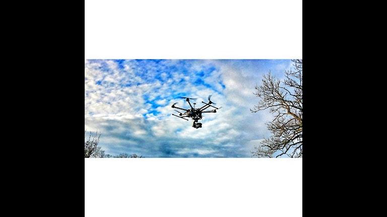 So kann eine Drohne aussehen (Cordial Pix/Flickr)