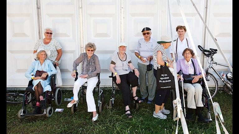 Активные шведские пенсионеры. Фото:Magnus Fröderberg/Flickr