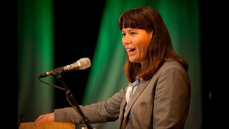 Министр экологии Оса Ромсон. Фото: flickr.com
