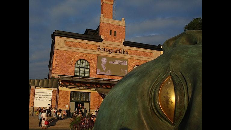 Beim Fotografiska macht man sich Sorgen um gerechten Wettbewerb im Kampf um Besucher (Foto: Flickr)
