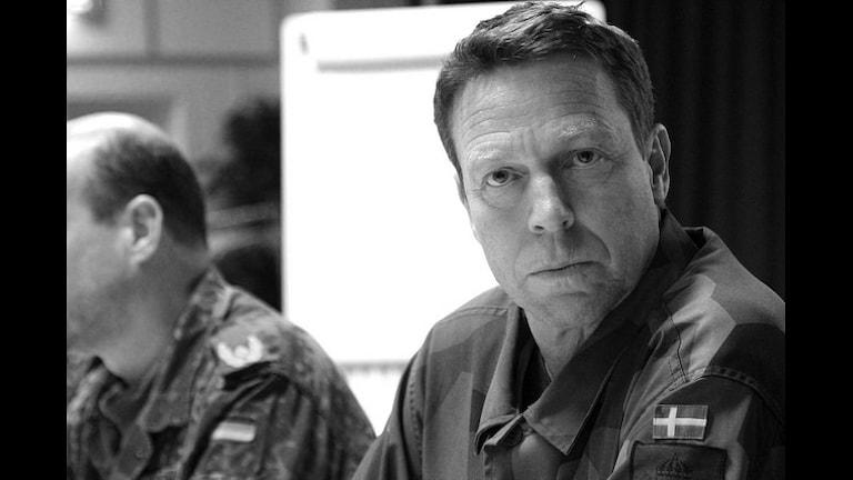 Генерал-лейтенант Йоран Мортенссон. Фото: viking/flickr.com
