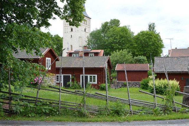 Ansichten von Norberg in Västmanland (Foto: flickr.com)
