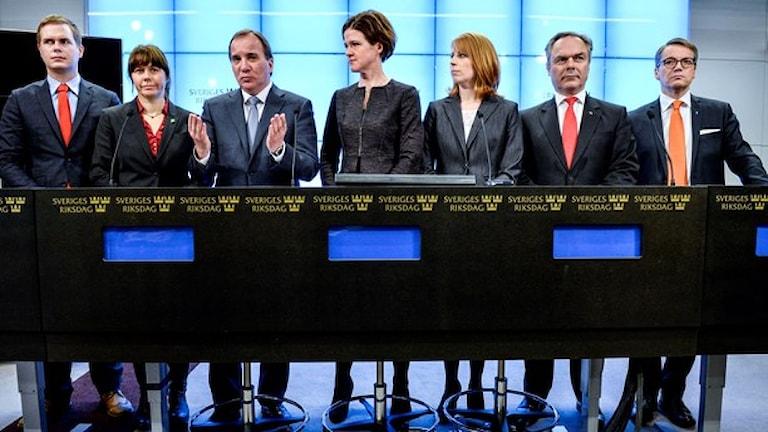 6 из 8-ми партий шведского Риксдага договорились