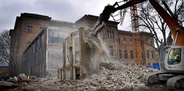 Реставрация Национального музея Швеции