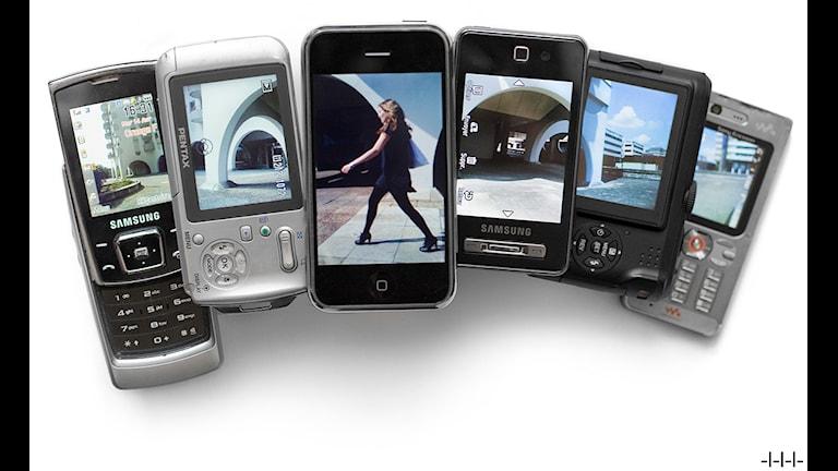Практически во всех марках смартфонов используются технологии Ericsson. Фото: Steven Monteau/Flickr