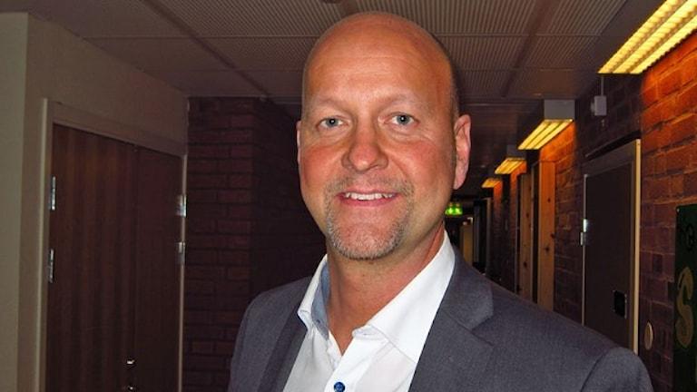 Магнус Оскарссон. Фото: Шведское радио