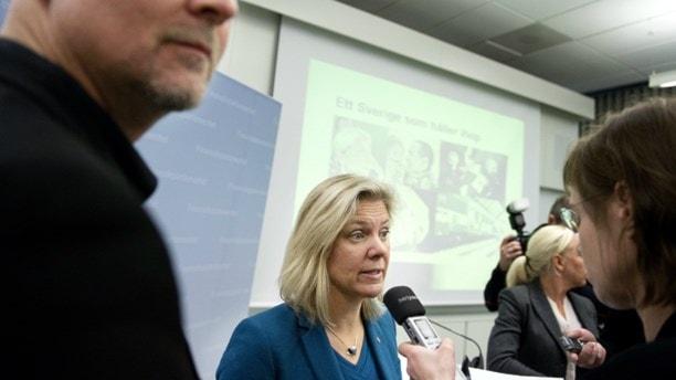 Пессимистичный прогноз экономики Швеции