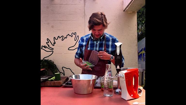 Шведский шеф-повар на 3 месте в мире