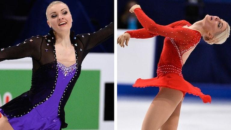 Йоши и Виктория Хельгессон (справа). Фото: ТТ