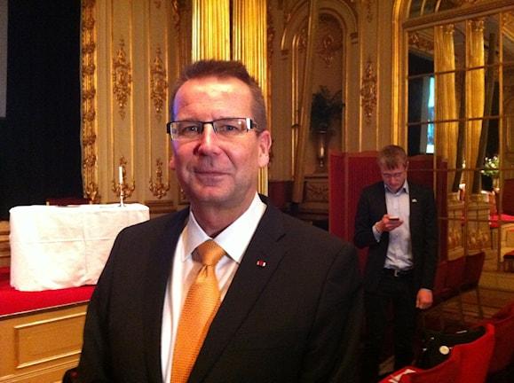 Посол Финляндии Ярмо Винанен. Фото: РШ