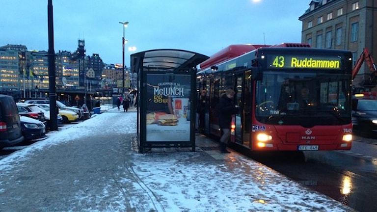 Ездить в Стокгольме будет дороже