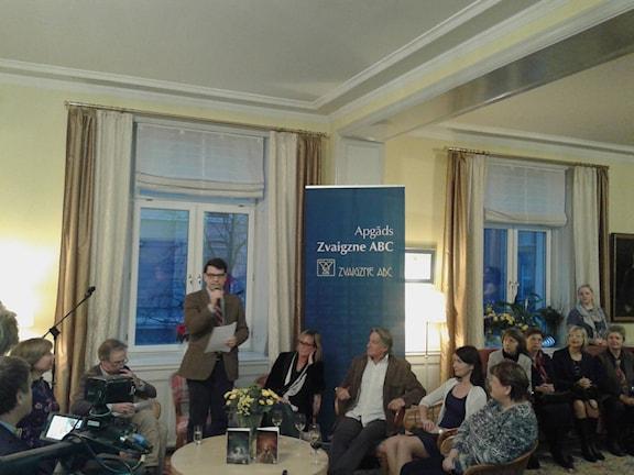 Шведские детективы популярны и в Латвии