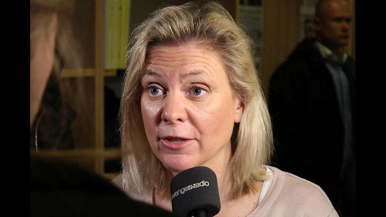 Магдалена Андерссон. Фото: flickr.com