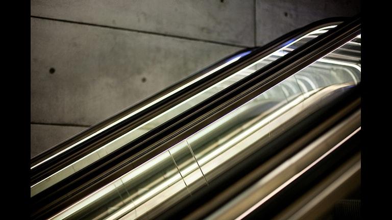 Эскалаторы стоят на 11 станциях метро Стокгольма