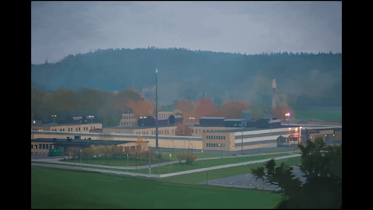Тюрьма строгого режима Hall. Фото: Anders Mohlin/Flickr
