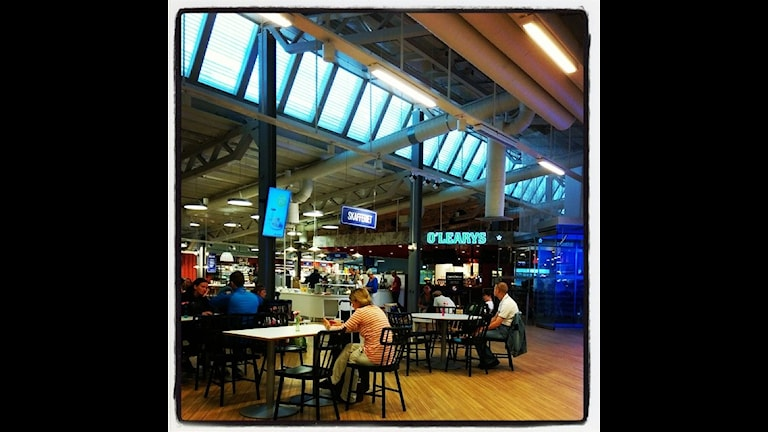 В аэропорту Лулео. Фото:Mia/Flickr