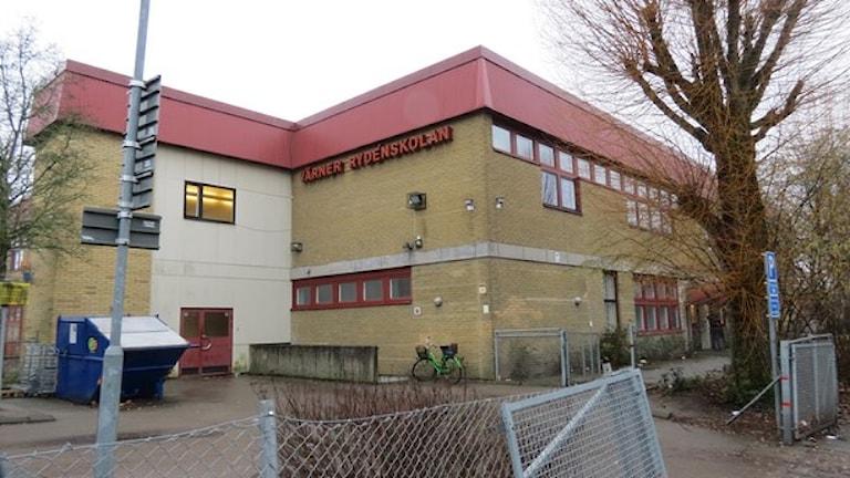 Школу в Мальме пришлось закрыть